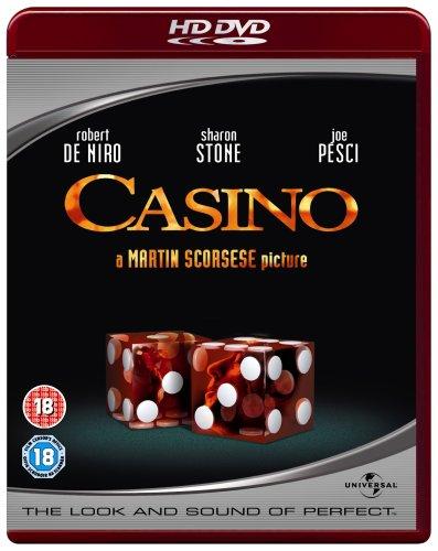 Casino [HD DVD] [1995] [HD DVD] (2007) Sharon Stone; Frankie Avalon; Steve...