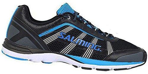 SALMING Distance A3 Uomini Scarpe Nero 1284033-0101, Herren - Schuhe - Sport-Jogging-Laufschuhe / 158952:42