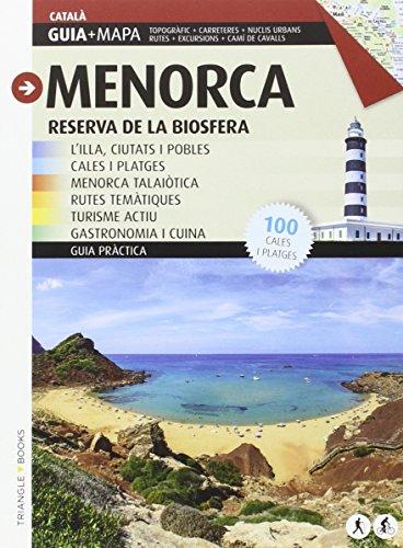 Menorca. Reserva de la biosfera (Catalán) (Guia & Mapa) por Aa.Vv.