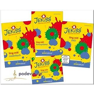 JEKISS Jedem Kind seine Stimme - Lehrerpaket - Noten Liederbuch [Musiknoten]