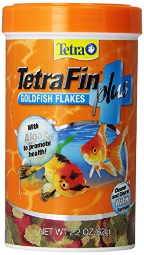 TetraFin Plus Goldfish Flakes -