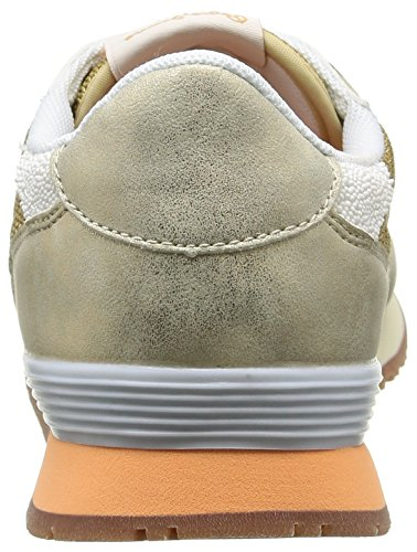 Pepe Jeans Gable, Baskets Basses femme Or (099 Gold)