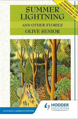 summer lightning by olive senior essay Summer lightning and other stories by senior, olive publication date 1986 summer girls, love boys.