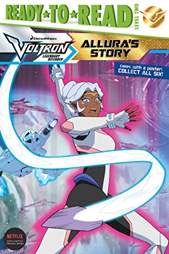 Allura's Story (Voltron Legendary Defender: Ready to Read, Level Two) por Cala Spinner
