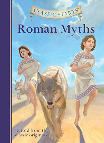 Roman myths : retold from the classic originals