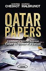 Qatar papers de Christian Chesnot