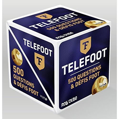 Rollcube telefoot
