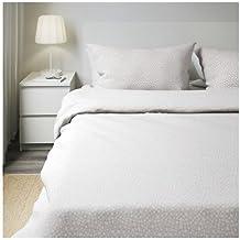 IKEA Funda de nórdico (240 x 220 cm) y 2 fundas de almohada,