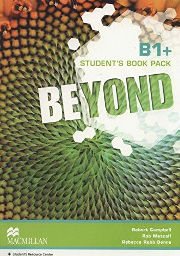 BEYOND B1+ Sb Pk por Rebecca Robb Benne