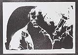 Póster Hellboy Grafiti Hecho A Mano - Handmade Street Art - Artwork