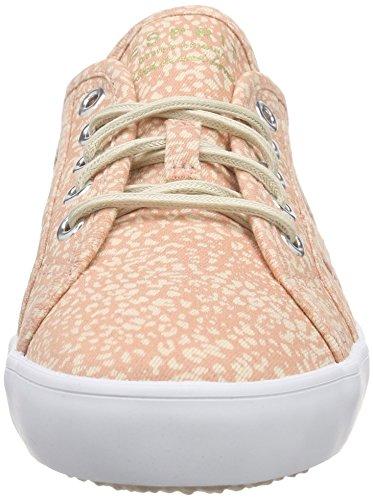 Italia Damen Sneakers Stringate salmone 860 Esprit Rosa RxxUft