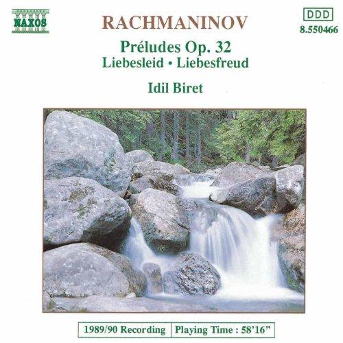 Rachmaninov: 13 Preludes, Op. ...