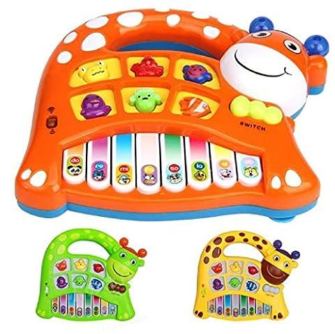 Vovotrade Jouet bébé Enfants Nouveau Clavier de Jeu Tactile Musical Musique chant tapis Meilleurs