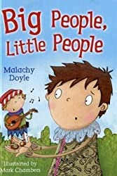 Big People, Little People (White Wolves: Folk Tales) by Malachy Doyle (2009-10-06)