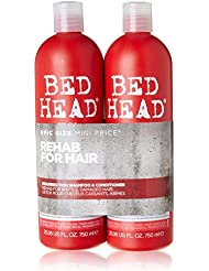 Tigi Bed Head - Pack 2 Soins pour Cheveux - Shampooing + Conditioner - Urban Anti-Dotes - 2 x 750ml