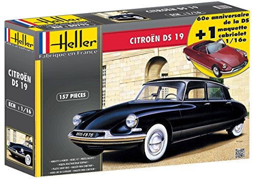 heller-85795-modello-da-assemblare-di-citroen-ds-19-cabrio-edizione-speciale-grigio