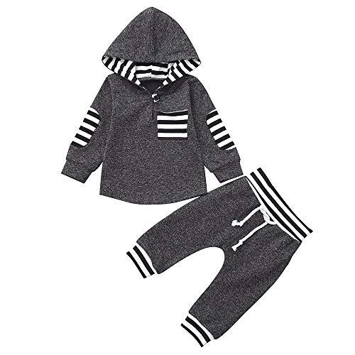 Binggong vêtements Bébé Ensemble Bébé Fille Noël Filles Infant Toddler Bébé  Garçons T-Shirt à a2544d85bb1