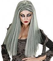 WIDMANN 06740 - Parrucca da Strega/Zombie Donna in Taglia Unica