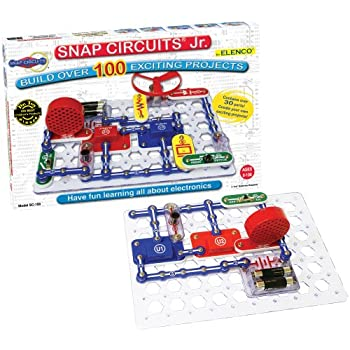 Elenco : Circuit Snap Jr. 100 en 1