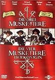Musketiere Box (Die drei Musketiere, Die vier Musketiere) [2 DVDs]
