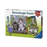 Ravensburger Kinderpuzzle 08046 Ravensburger 08046-Süße Samtpfötchen-Kinderpuzzle