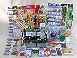 Günstigfischen Angelkoffer mit 1000 Teile
