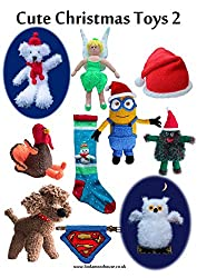 Cute Christmas Toys to Knit - Part 2 (Christmas Toys & Presents)