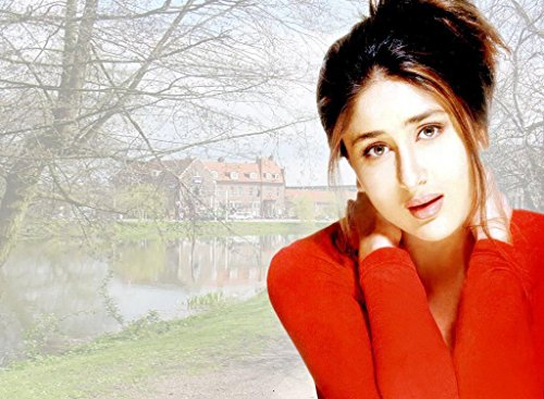 MNTC Kareena Kapoor Romantic Look Poster (Paper Print, 12x18 inch)  available at amazon for Rs.190
