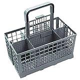 Cesta universal de cubiertos para lavavajillas, Bosch, Electrolux, Siemens,...