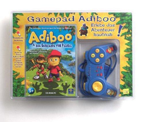 Adiboo - Pazirals Geheimnis + Game Pad