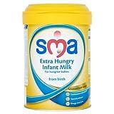 Sma Zusätzliche Hungrige Baby-Milchpulver Von Geburt An (900G)
