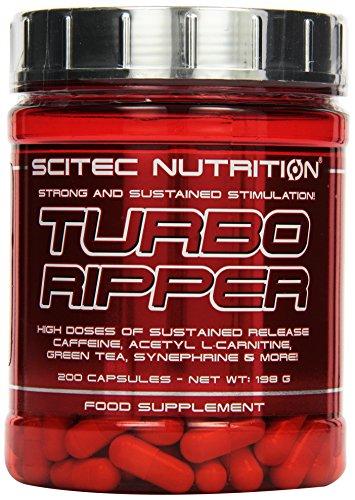 #Scitec Nutrition Turbo Ripper, 1er Pack (1 x 198 g)#