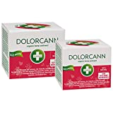 Annabis Dolorcann – 15ml – Organic Hemp Ointment for Massage of the Skin in the Area of Joints, Tendons, Muscles and Back.