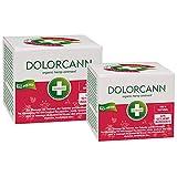 Pommade à base d'huile de chanvre pour massages Dolorcann Annabis (80ml)