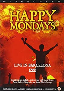Happy Mondays: Live In Barcelona [DVD]
