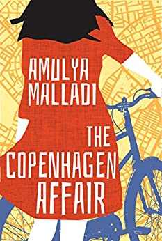 The Copenhagen Affair by [Malladi, Amulya]