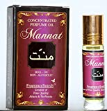 Fragrance Search MANNAT Non alcoholic perfume oil/attar(Natural, 8ml)-FREE SHIPPING