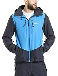 Bench Hombre bpmk000022 Jacket, invierno, hombre, color azul marino, tamaño large