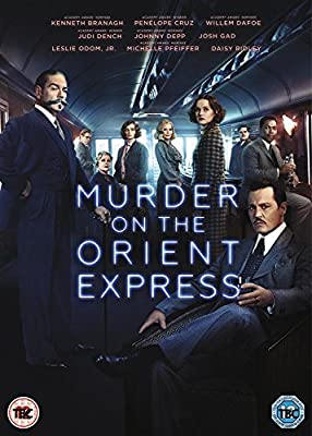 Murder On The Orient Express [DVD] [2017] : everything 5 pounds (or less!)