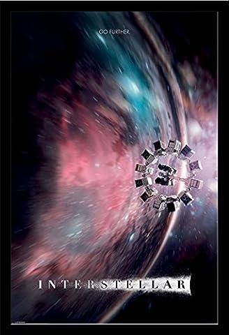 Interstellar - Go Further - Filmposter Kino Movie Poster Plakat