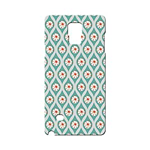 BLUEDIO Designer Printed Back case cover for Samsung Galaxy Note 4 - G2187