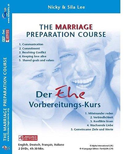 Der Ehe Vorbereitungs Kurs: Auftakt zu einer Liebesbeziehung die ein Leben lang hält [2 DVDs]