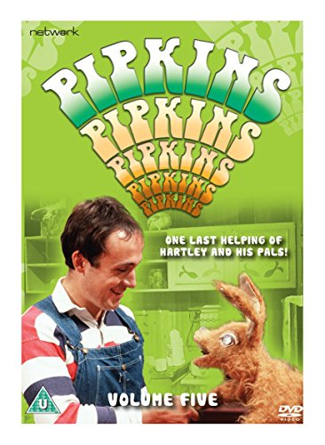 Pipkins: Volume 5 [DVD]