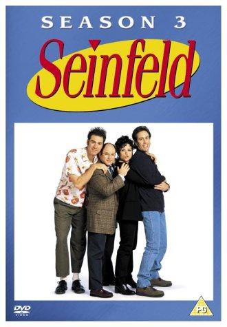 Seinfeld - Season 3 [4 DVDs] [UK Import]
