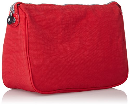 Kipling - PUPPY - Kulturtasche - Black - (Schwarz) Vibrant Red