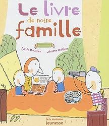 Le livre de notre famille