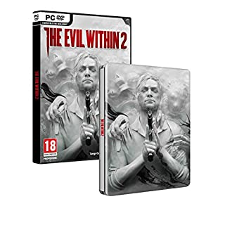 The Evil Within 2 + steelbook (exclusif Amazon) (B075FGND8J) | Amazon Products