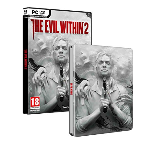 The Evil Within 2 Avec Steelbook PC