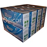 PACK 8 Toner Oki C301BK Negro + C301C Cian + C301M Magenta + C301Y Amarillo Compatible Cartucho NO OEM OKI C301DN C321DN MC332DN MC342DNW