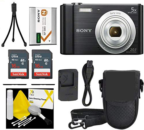 Sony Cyber-shot DSC-W800 Digital...